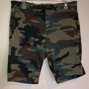 J. Crew Crewcuts camo shorts